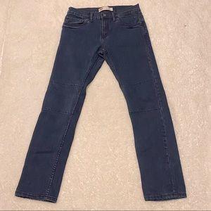 Levi's Girls 511 Slim Jeans Dark Wash